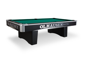 Olhausen Billiards Champion Pro 3 Pool Table - Made in the USA!