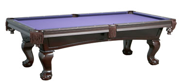Arch Pool Table