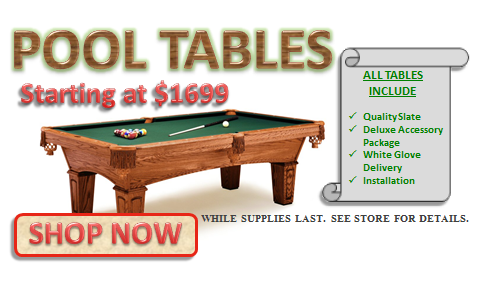 Pool Tables - Shop Now!