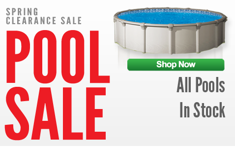 Preseason Pool SALE - Shop Now!