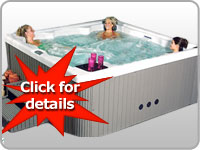 CLS-738L Clarity Series Spa by Master Spas