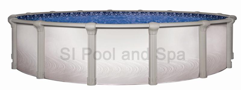24x54 Quot Round Quest Rtr Premium Above Ground Swimming Pool