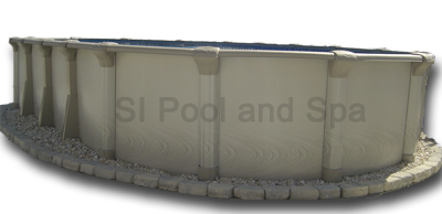 18x33x54 Quot Oval Quest Premium Above Ground Swimming Pool W