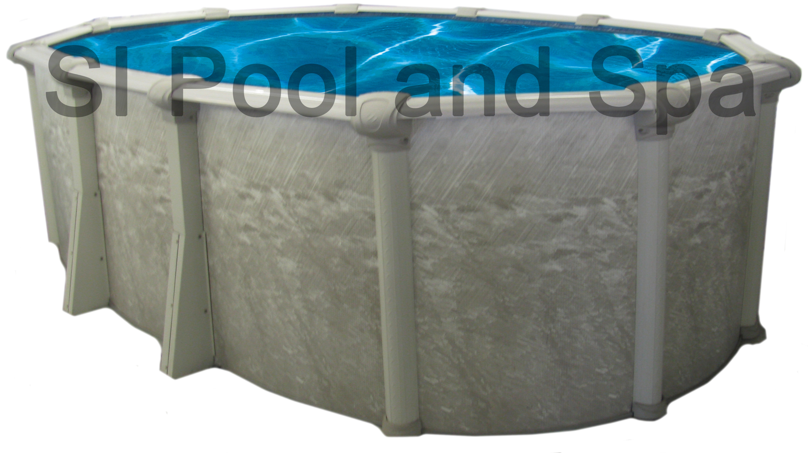 15x24 15x30 or 18x33 oval above ground swimming pool for Pool packages