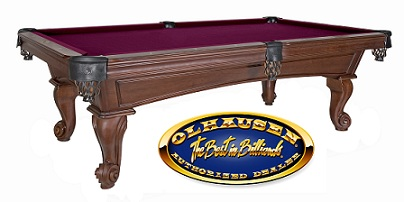 Olhausen Santa Ana Pool Table
