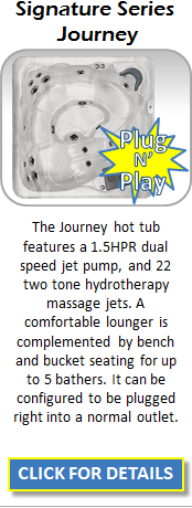 Hot Tub Spa Signature Series Journey Staten Island Pool and Spa