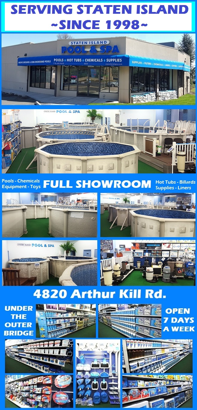 Pool Showroom