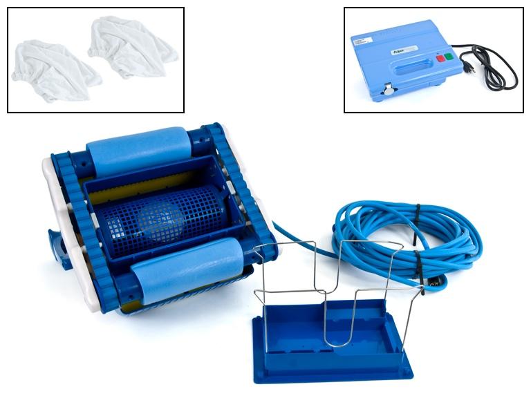 blue diamond pool cleaner manual