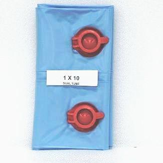 Dual Water Tubes-1'x10'