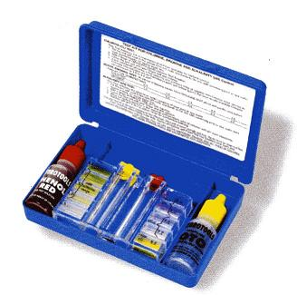 Two Way Chlorine Test Kit