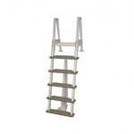Confer Deluxe heavy-duty in-pool ladder