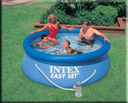 Intex Easy Set Pool 8' x 30""