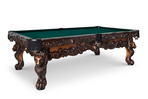 Olhausen Billiards St. Leone Pool Table - Made in the USA!