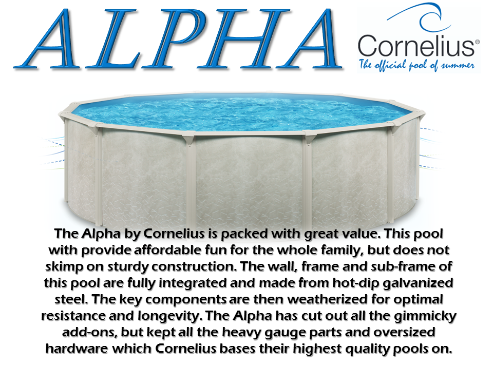 Alpha Page top