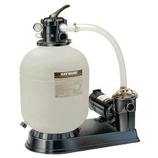 Hayward Sand S166T - Pro Series Filter System W/1.5-HP Powerflo Pump