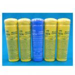 Spa Frog Kit with 4 Yellow Bromine and 1 Blue Mineral Replacement Cartridge