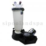 Pentair CC-125 Cartridge Filter System W/1.5-HP Pump